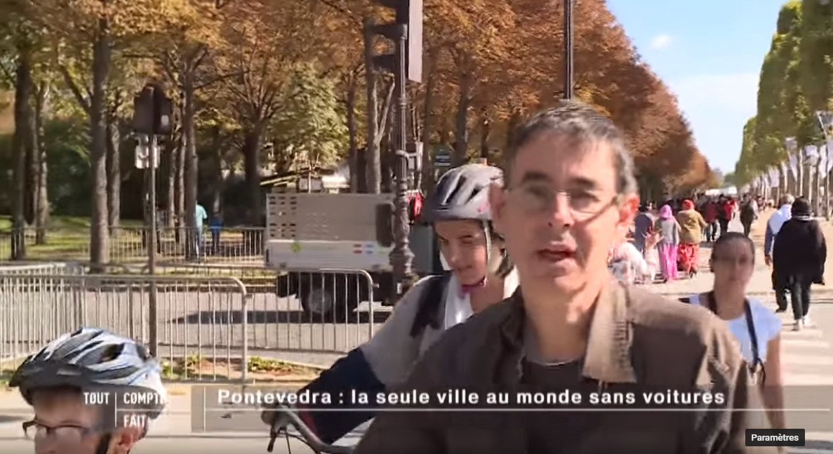 Pontevedra : la ville sans voiture – Tout Compte Fait