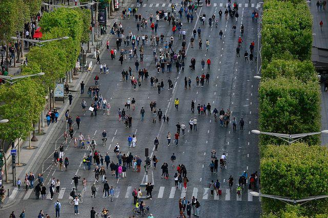 Des villes sans voiture dans le monde