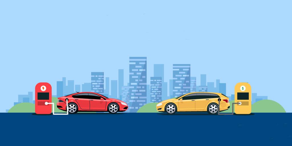 Qui pollue le plus : la pollution voiture electrique ou thermique ?